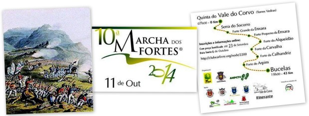 marcha dos fortes