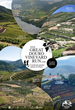 great douro wineyard run